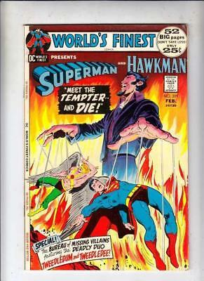 Worlds Finest 209 strict VF/NM 1972 High-Grade Wythville Certificate run listed