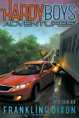 Into Thin Air (Hardy Boys Adventures) by Dixon, H Franklin W Book The Cheap Fast