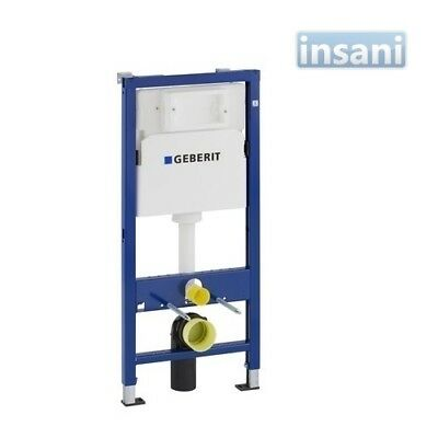Geberit Duofix Basic concealed Cistern UP 100, cistern incl. Building kit