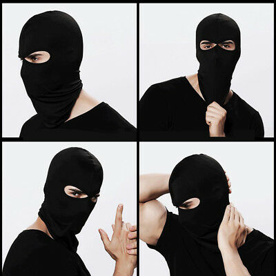 1PC Full Face Cover Mask Balaclava Outdoor Motorcycle Ski Protection Beanie Hat