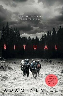 The Ritual by Nevill, Adam Book The Cheap Fast Free Post