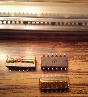 Lot of 43: CTS 219-6MST SMD DIP Switches