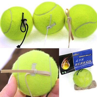 Chic Tennis Ball High Stretchy Rope Beginners Exercise Tool Useful Sports Supply