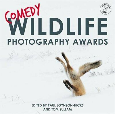 Comedy Wildlife Photography Awards by Sullam, Tom Book The Cheap Fast Free Post