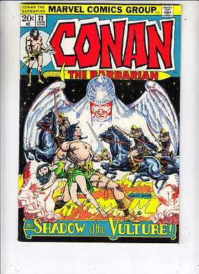 Conan 22 the Barbarian strict VF/NM 9.0 100's more to grab    Wythville Cert
