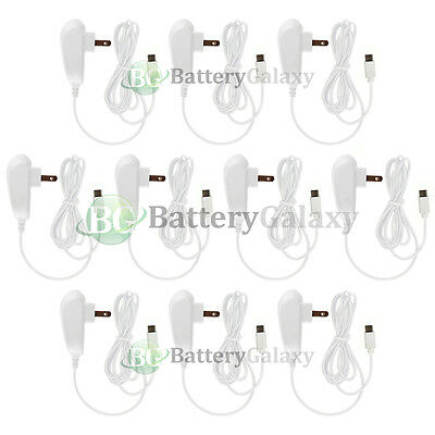 10X NEW USB Type C Battery Cable Cord Wall Charger for Android Cell Phone HOT!