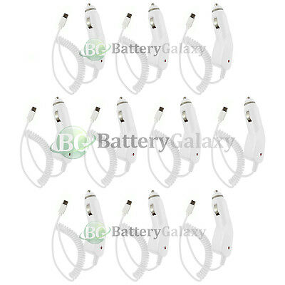 10X NEW USB Type C Battery Cable Cord Car Charger for Android Cell Phone HOT!