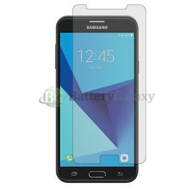 100X LCD Clear Screen Protector for Phone Samsung Galaxy J7 Perx / J7 Prime/Halo