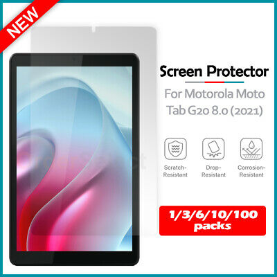 1 3 6 10 100 Lot LCD Ultra Clear HD Screen Protector for Android LG V20 NEW HOT!
