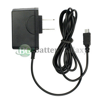 1X 2X 3X 4X 5X 10X Lot Micro USB Battery Wall AC Charger for Android Cell Phone