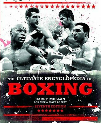 The Ultimate Encyclopedia of Boxing by Harry Mullan Book The Cheap Fast Free