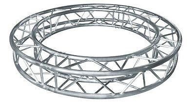 Circular truss - 2m in diameter 290mm aluminium box truss NEW