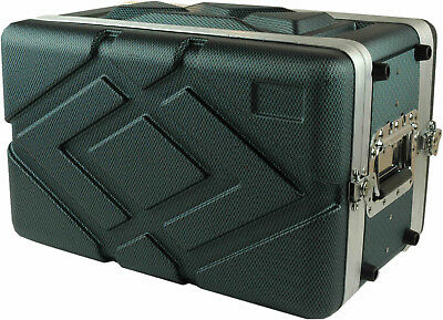 """ABS 6RU 19"""" shallow / effects case - new carbon fibre look /finish"""