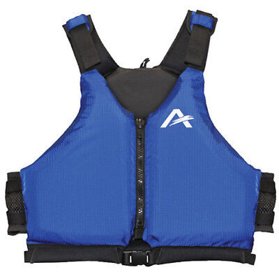 Airhead Adult Ripstop Paddlesports Vest Blue S-M
