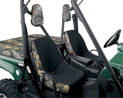 Moose Mossy Oak Neoprene Seat Covers for Yamaha Rhino 04-11 ALL