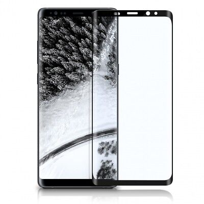3D Schutz Glas für Samsung Galaxy NOTE 8 Full Screen Protector Cover Curved 9H
