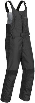 Cortech Adult Youth Journey 2.1 Snowmobile Bibs Pants Black Sizes S-3XL