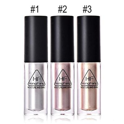 3 Colors Makeup Highlighter Liquid Cosmetic Face Contour Brightener Shimmer BA