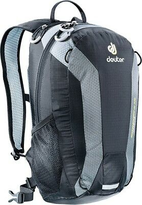 Deuter Speed Lite 15 Black Back Pack 17X9X6.5""