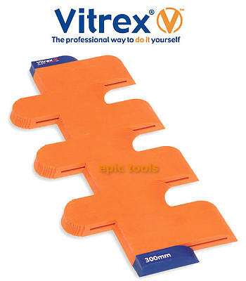 "VITREX 300mm 12"" Profile Gauge For Tile/Tiling Carpet,Laminate Flooring,102461"