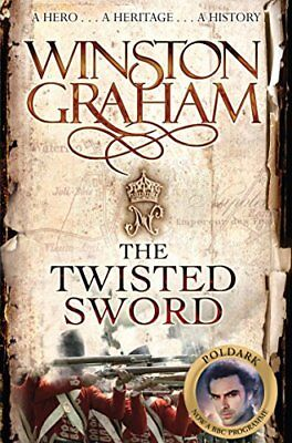 The Twisted Sword (Poldark) by Graham, Winston Paperback Book The Fast Free