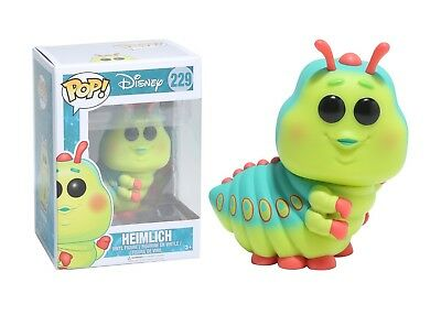 Funko Pop Disney: A Bug's Life - Heimlich Vinyl Figure Item No. 11737