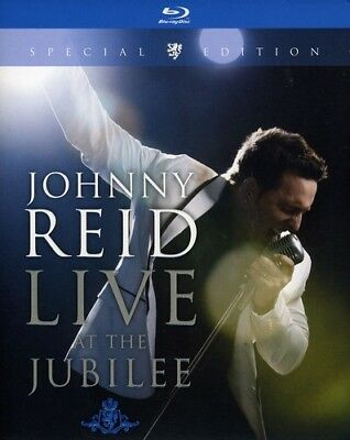 Johnny Reid: Live at the Jubilee (2010, Blu-ray NEUF) (RÉGION A)