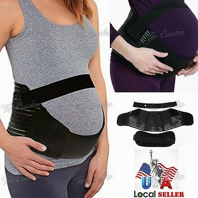 Purpose Belly Band Pregnant Postpartum Corset Belt Maternity Pregnancy Support