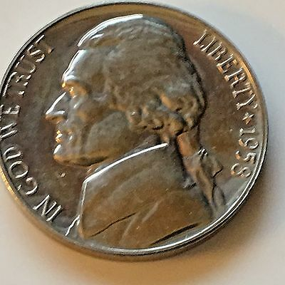1958 Jefferson Nickel Proof