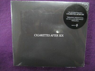 Cigarettes After Sex / SAME SELF TITLE ST S.T CD NEW SEALED