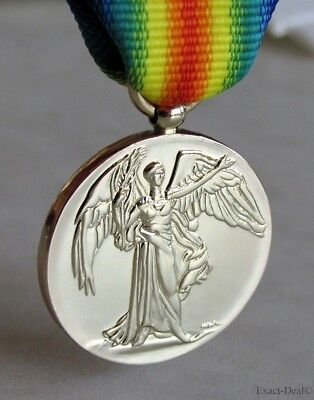U.K British Armed Forces  The Victory Medal  World War 1 WWI WW1 Replica
