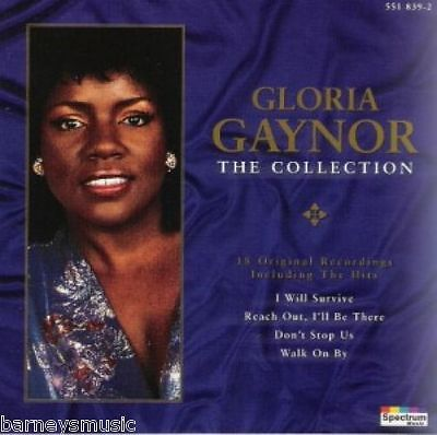 Gloria Gaynor ( New Sealed Cd ) The Greatest Hits Collection / Very Best Of