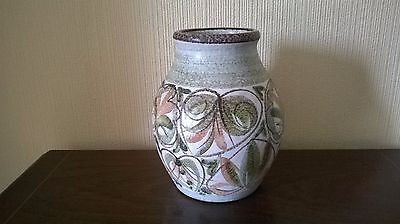 Glyn Colledge Denby Studio Pottery Vase