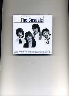The Casuals - The Very Best Of - New Cd!!