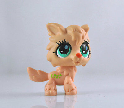 Littlest Wolf Dog Pet Collection Child Girl Boy Figure Toy Loose LPS08