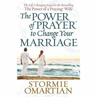 The Power of Prayer to Change Your Marriage - Paperback NEW Omartian, Storm 2009