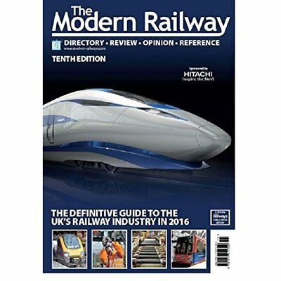 The Modern Railway 2016 - Hardcover NEW Ken Cordner (Au 2015-12-10