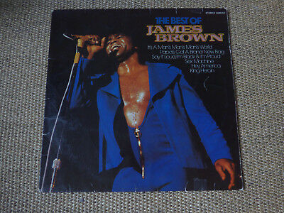 JAMES BROWN - The Best of James Brown - Vinyl LP