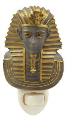 Egift Ancient Egyptian King Tut Wall Night Light Figurine Home Decor