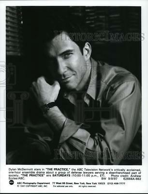 1997 Press Photo Dylan McDermott in The Practice - cvp60817