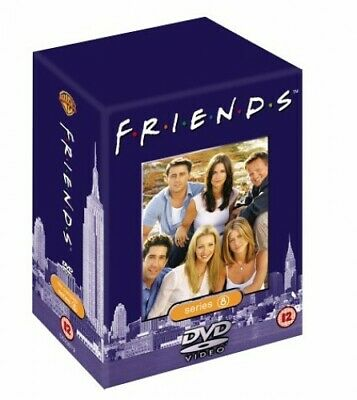 Friends: Complete Series 8 [DVD] [1995] - DVD  9PVG The Cheap Fast Free Post