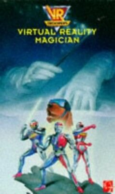 VR Troopers: Virtual Reality Magician Paperback Book The Cheap Fast Free Post