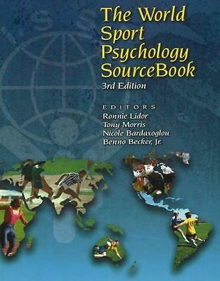 The World Sport Psychology Sourcebook (Paperback), Lidor, Ronnie,. 9781885693358