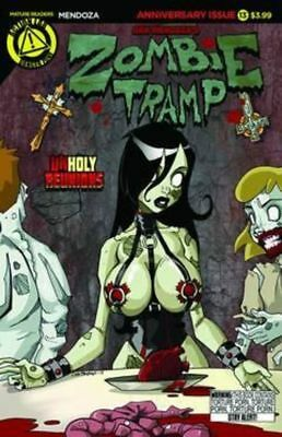 Zombie Tramp Ongoing #13 Main Cvr VF/NM