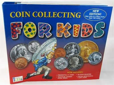 Coin Collecting for Kids - Otfinoski - Simplified & Informational Hardcover Book