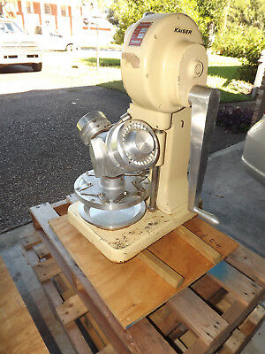 Dial O Matic Kaiser Pie Press Model D-301