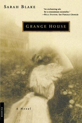 Grange House by Blake, Sarah Book The Fast Free Shipping