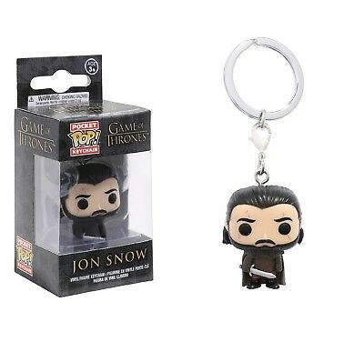 Funko Pocket Pop Keychain Game of Thrones™: Jon Snow Vinyl Keychain #14690