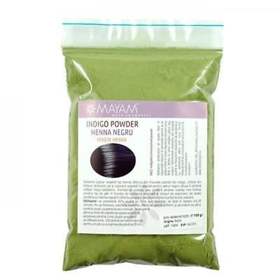1Kg Indigo Powder Natural Hair Color Indigofera Tinctoria Leaf Premium Quality
