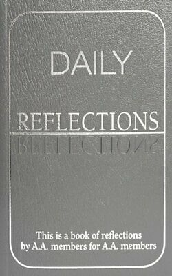 Daily Reflections: A Book of Reflections b... by Alcoholics Anonymous 0916856372